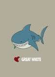 Love Great white Stock Images