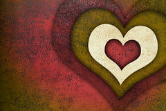 Free Love Grunge Textured Background Stock Photos - 28639853