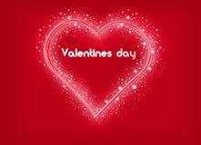 Love heard Royalty Free Stock Photo