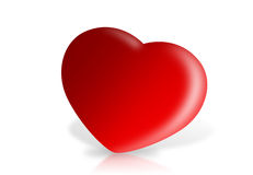 Love heart Stock Images