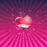 Love Heart Stock Photography