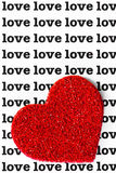 Love and Heart Royalty Free Stock Photography