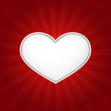 Love heart Royalty Free Stock Photos