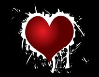 Love in heart Royalty Free Stock Images
