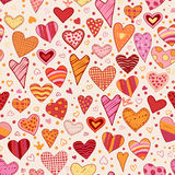 Love. Heart background Royalty Free Stock Photo