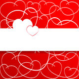 Love Heart background . Love Heart . Red Background . Love Shape. Heart Background . Valentines day Texture Royalty Free Stock Photos