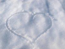Love heart Royalty Free Stock Photo