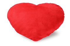 Love Heart Cushion Royalty Free Stock Photo
