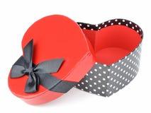Love Heart Gift Box Royalty Free Stock Photo