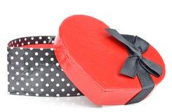 Love Heart Gift Box Stock Image