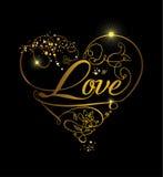 Love Heart. Stock Photography
