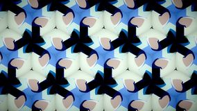 Love heart green blue white wallpaper Royalty Free Stock Photos