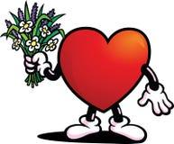 Love Heart Guy Royalty Free Stock Photo