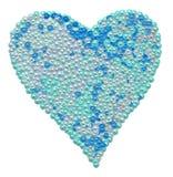 Love heart illustration vector illustration