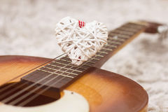Love Heart Music Romance Royalty Free Stock Photography