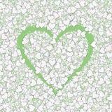 Love heart Valentine shape Stock Photo