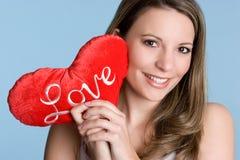 Love Heart Woman Royalty Free Stock Photo
