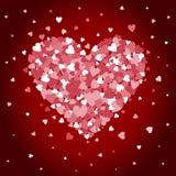 Love heart4 Royalty Free Stock Photos