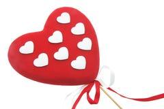 Love Hearts Stock Photography