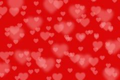 Love hearts background royalty free stock photo