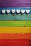 Love hearts Royalty Free Stock Photo