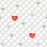 Love hearts concept texture. Royalty Free Stock Photos