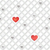 Love hearts concept texture. Royalty Free Stock Photography