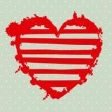 Love hearts Royalty Free Stock Image