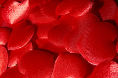 Love Hearts. A pile of Love Hearts Royalty Free Stock Images