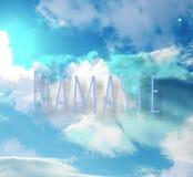 Love Hope Light cloud