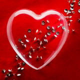 Love hurts Royalty Free Stock Image