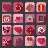 Love icon Royalty Free Stock Photo