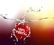 Love Illustration Royalty Free Stock Photo