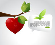 Love Illustration Royalty Free Stock Image
