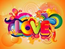 Love illustration Stock Photos