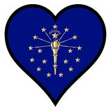 Love Indiana Stock Images