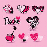 Love item Stock Photography