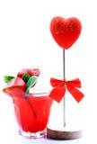 Love juice Stock Photography