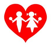 Love kids children babies sister brother Royalty Free Stock Images