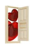 Love Knocks Stock Image
