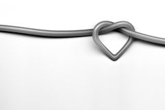 Love knot Stock Photos