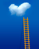 Love ladder Royalty Free Stock Image