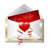 Love letter Royalty Free Stock Photos