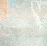 Love Letter Background. Textured Love Letter Background with copy space Stock Image