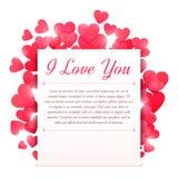 Love Letter Stock Image