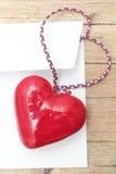 Love letter, valentine day Stock Photo
