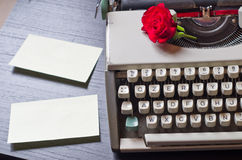 Love Letters Stock Image