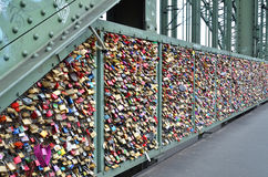 Love lock Stock Photos