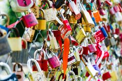 Love lock Stock Photography