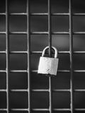 Love lock Royalty Free Stock Image